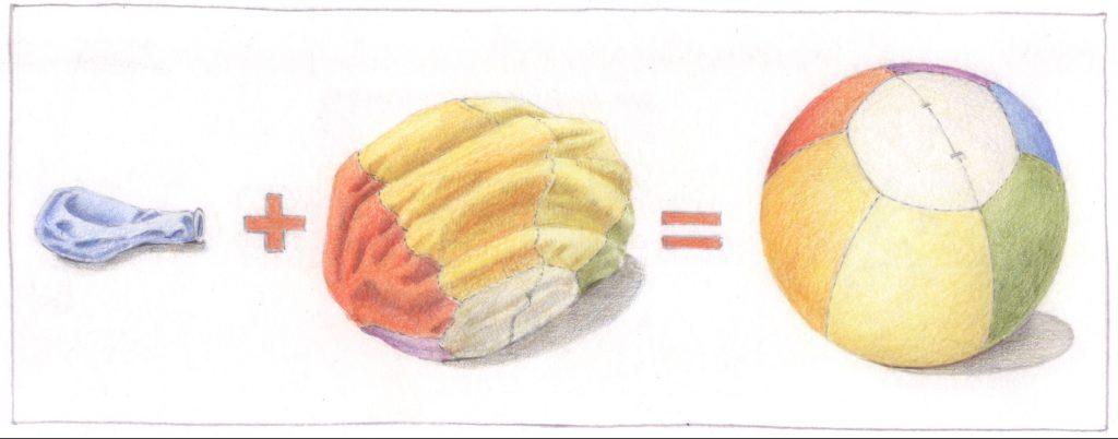 Zwergenball-Schaubild